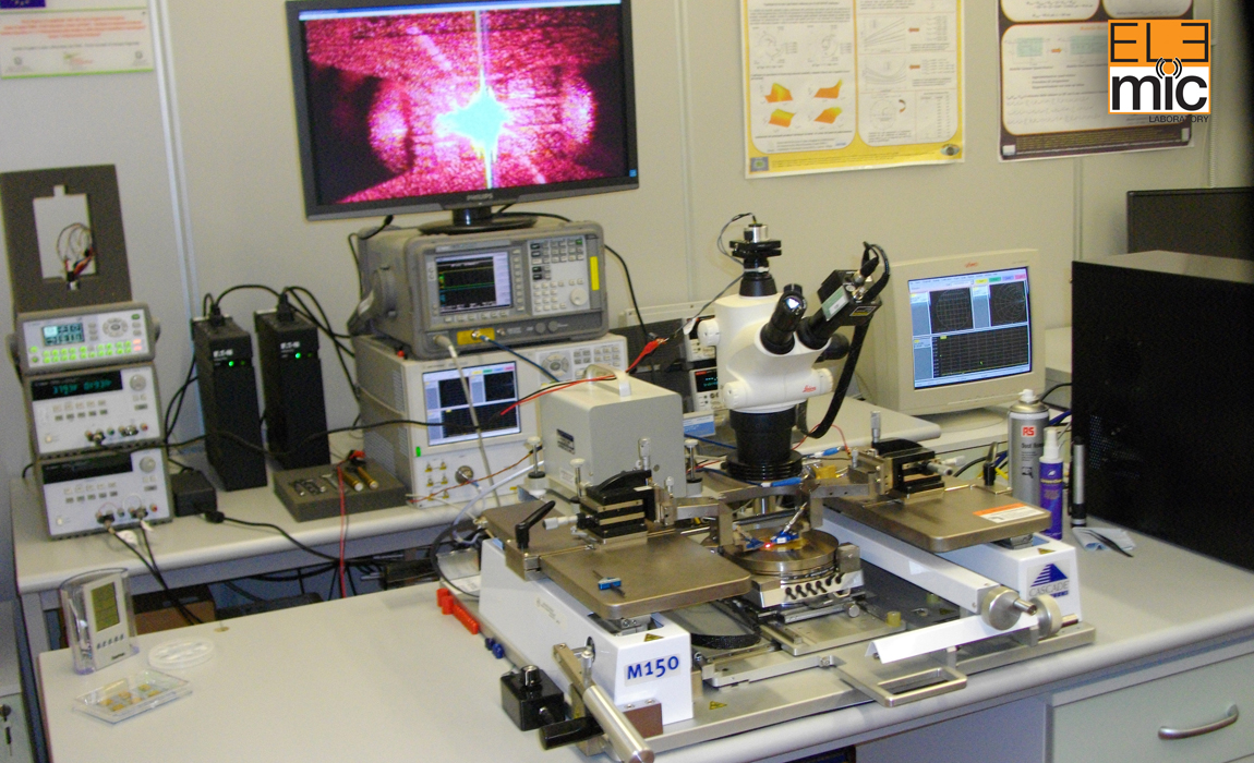 Elemic Laboratory Microwave Electronics Professor Alina Caddemi Mic Preamplifier Electronicslab Lab